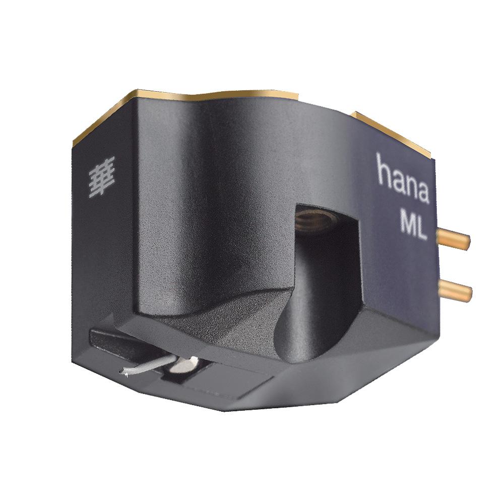 HANA MH-ML High-Low Output MC Cartridges - GrooveWorks