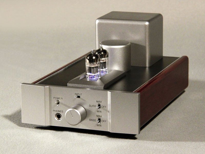 Headphone Amplifiers