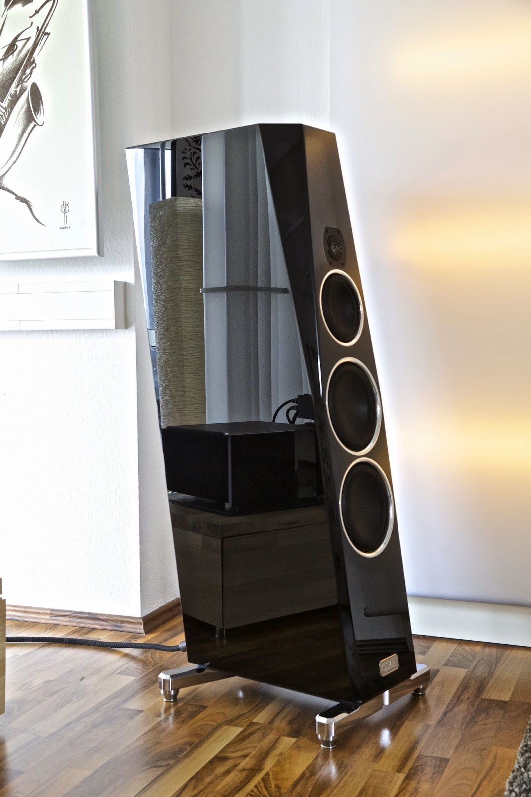 Tidal Audio Loudspeakers
