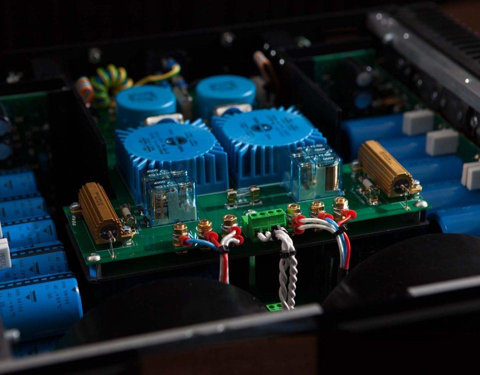 Tidal Audio Impulse Amplifier - GrooveWorks Aust Pty Ltd