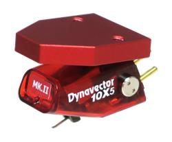 Dynavector DV-10X5 MkII High Output MC Cartridge