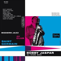 Bobby Jaspar - Modern Jazz au Club Saint Germain (180gram)