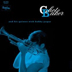 Chet Baker and his Quintet with Bobby Jaspar (180gram)