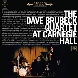 Dave Brubeck Quartet - At Carnegie Hall (2LP) (180gram)