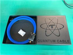 Telos Audio Design Quantum Blue Cable - 1.92m