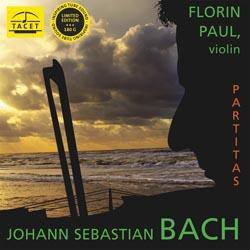 Bach J. S. - Partitas For Solo Violin/  Florin Paul (180gram)