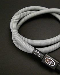 Voodoo X-Ray Power Cord - 1.8m - C5 Cloverleaf