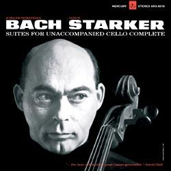 Bach, J.S. - Cello Suites / Janos Starker (3LP)        (180gram)
