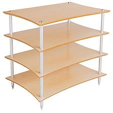 Quadraspire Q4 EVO 4 Shelf Rack