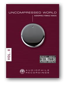 Uncompressed World Vol 2 - Female Voices