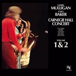 Gerry Mulligan/Chet Baker - Carnegie Hall Concert Vol. 1&2 (2LP)