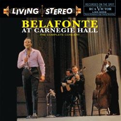 Harry Belafonte - Live At Carnegie Hall (180gram 3 LP)