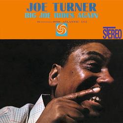 Joe Turner - Big Joe Rides Again (180gram)