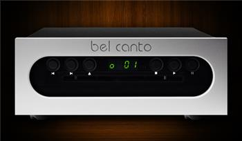 Bel Canto Design CD3t CD Transport