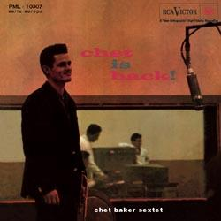 Chet Baker - Chet Is Back  (180gram)