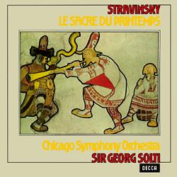 Stravinsky - The Rite Of Spring / Solti (180gram)