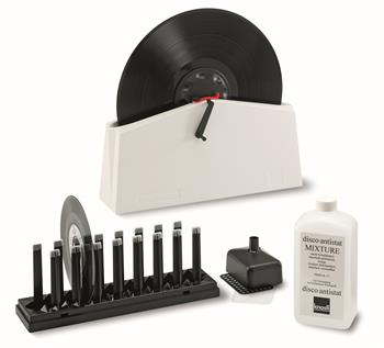 Knosti Disco-Antistat Record Cleaning Kit Gen II