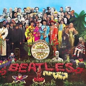 The Beatles - Sergeant Pepper's Lonely Hearts Club Band (180gram Gatefold LP)