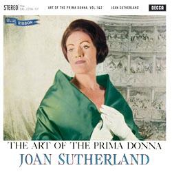 Joan Sutherland - The Art of the Prima Donna (2LP) (180gram)