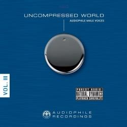 Accustic Arts Uncompressed World LP - Vol III Male Voices (2LP)