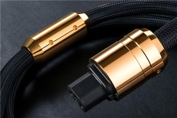 TELOS Gold Reference Mk II Power Cord 1.5m