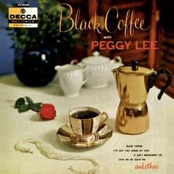 Peggy Lee - Black Coffee (180 gram)