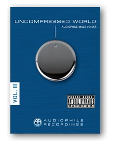 Uncompressed World Vol 3 - Male Voices