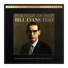 Bill Evans Trio - Portrait In Jazz (MoFi Ultradisc 2LP)